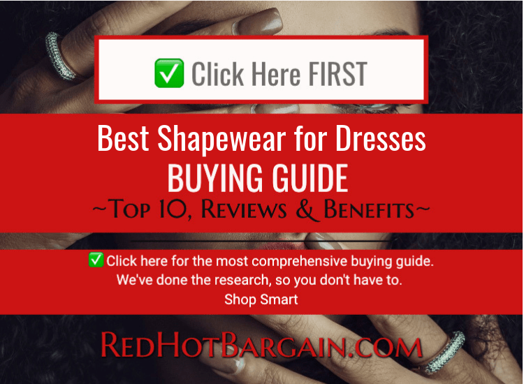 Best Shapewear for Dresses
