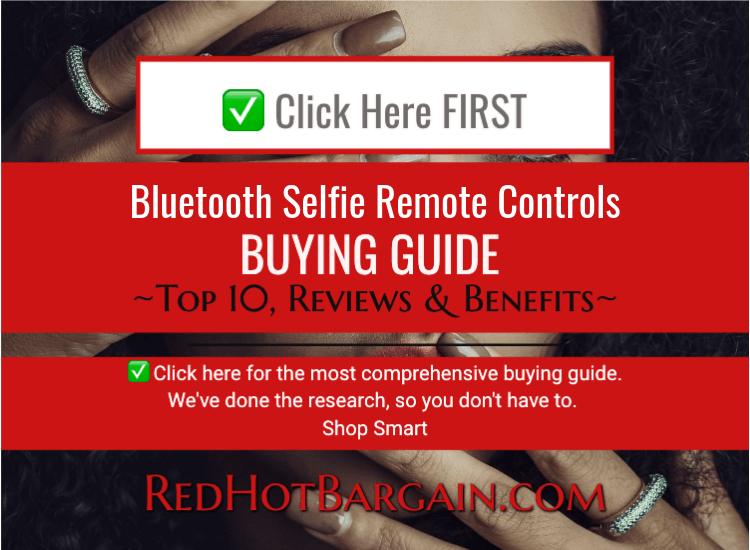 Bluetooth Selfie Remote Controls