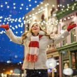 56 White Christmas Lights Decorating Tips and Ideas