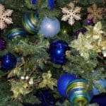 23 Blue Christmas Theme Ideas