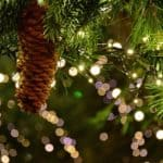 38 Refreshing Green Christmas Decorating Ideas for a Cool and Cozy Home