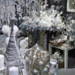 42 Silver Christmas Decorating Ideas for a Splendid Home Transformation