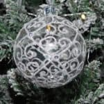 Gorgeous Silver Christmas Trees That Will Complete Your Home Decoration