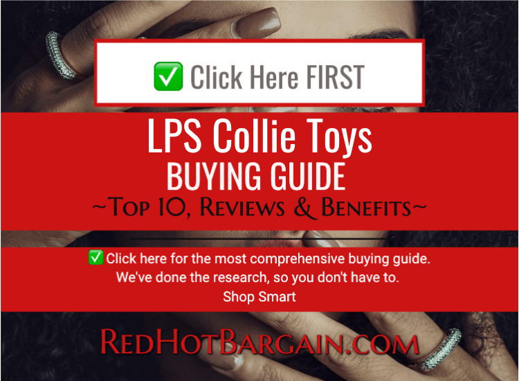 LPS Collie Toys