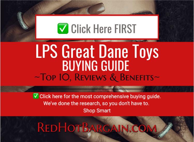 LPS Great Dane Toys