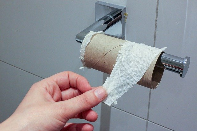 guide to using water instead of toilet paper