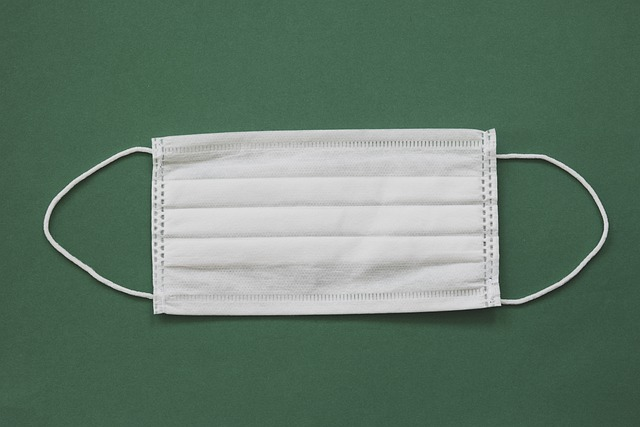 What type of elastic is used for surgical masks