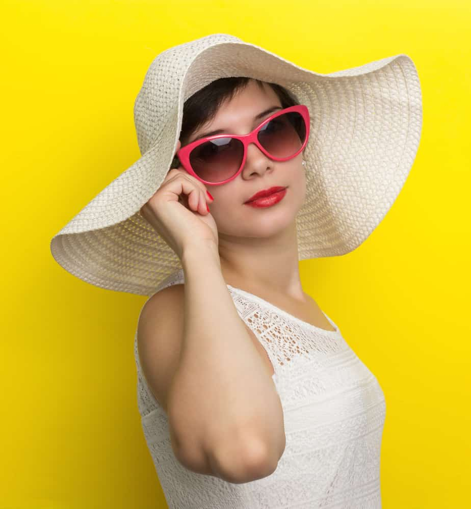 sun hats with face mask