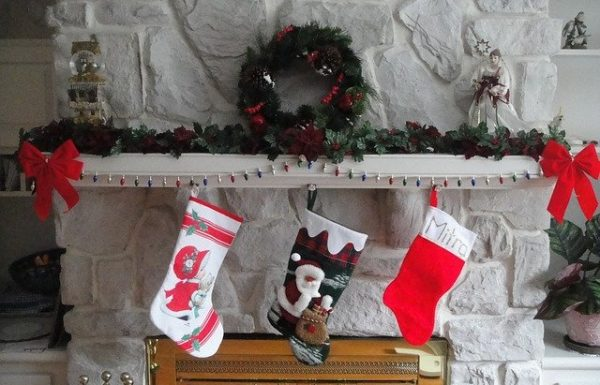 76 Christmas Stockings – Trendy Options for Every Home Decoration