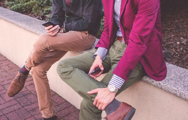 Men's Fashion Trends Over The Years