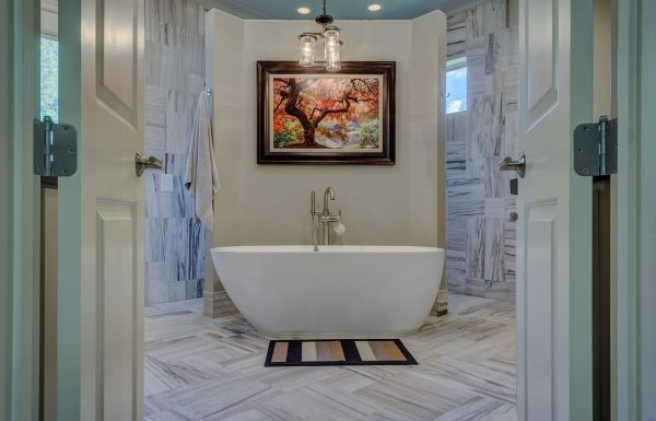 How to Stylize Your Typical Bathroom Using DIY Techniques?
